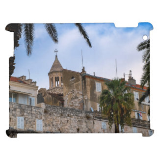 Old town, Split, Croatia iPad Case