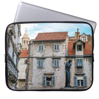 Old town, Split, Croatia Laptop Sleeve