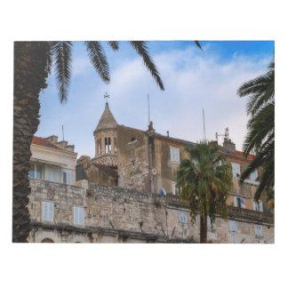 Old town, Split, Croatia Notepad
