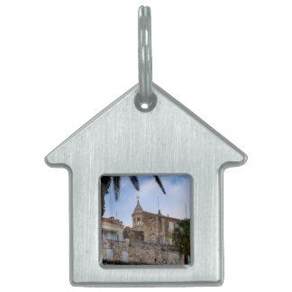 Old town, Split, Croatia Pet ID Tag