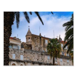 Old town, Split, Croatia Photo Print
