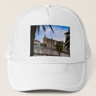 Old town, Split, Croatia Trucker Hat