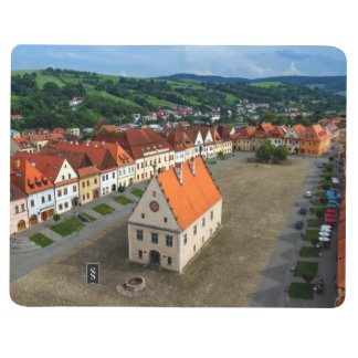 Old town square in Bardejov, Slovakia Journal