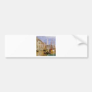 old town Venice Bumper Sticker