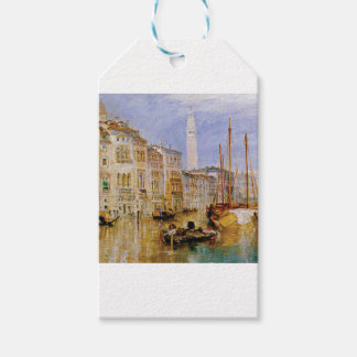 old town Venice Gift Tags