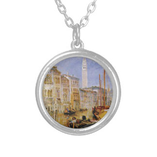 old town Venice Silver Plated Necklace