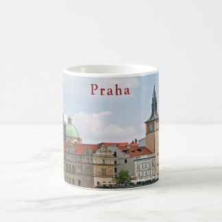 Old Town Waterworks and Bedřich Smetana Museum Coffee Mug