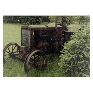 OLD TRaCTOR Cutting Boards