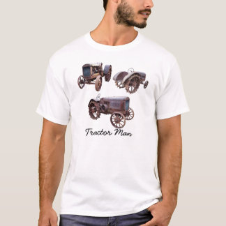 OLD TRACTOR-T-SHIRT T-Shirt
