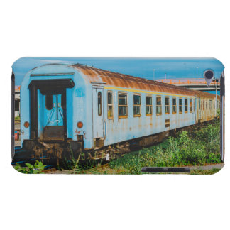 Old train barely there iPod cases