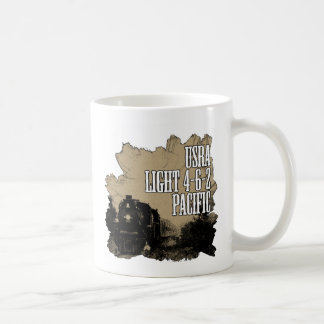 OLD TRAIN COFFEE MUG