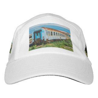 Old train headsweats hat