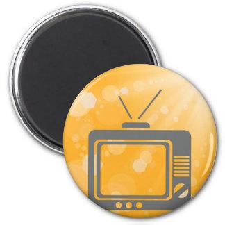 old tv magnet
