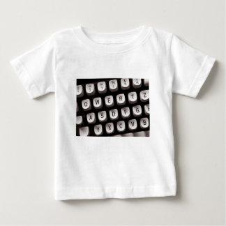 Old Typewriter Baby T-Shirt