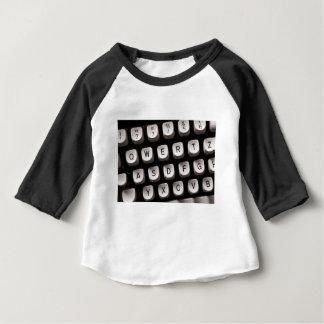 Old_Typewriter Baby T-Shirt