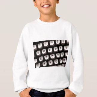 Old Typewriter Sweatshirt