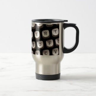 Old Typewriter Travel Mug