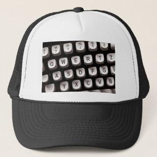 Old Typewriter Trucker Hat