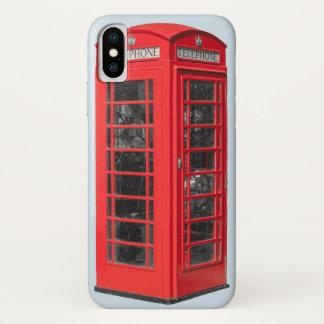 Old UK Telephone Box Case-Mate iPhone Case