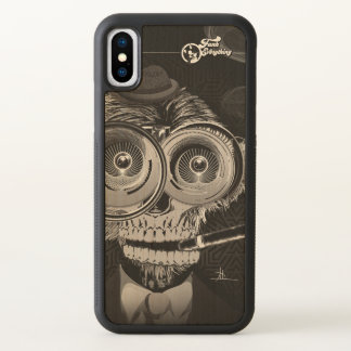 """Old Uncle Roy"" Wooden iPhone case"