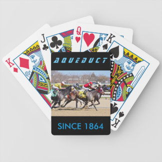 Old Upstart #4 Bicycle Playing Cards