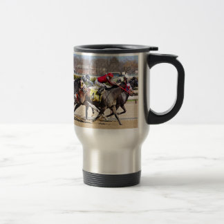 Old Upstart #4 Travel Mug