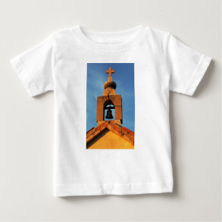 Old village church on the island Pag in Croatia Baby T-Shirt