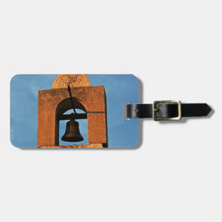 Old village church on the island Pag in Croatia Luggage Tag
