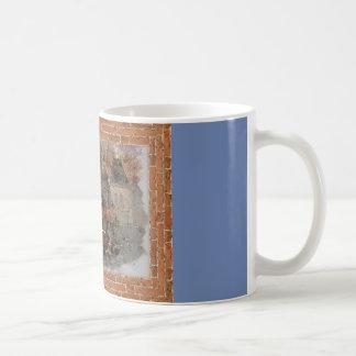 old village in France Coffee Mug