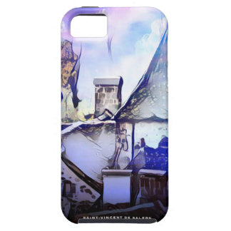 OLD VILLAGE IN FRANCE iPhone 5 CASE