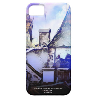 OLD VILLAGE IN FRANCE iPhone 5 COVER