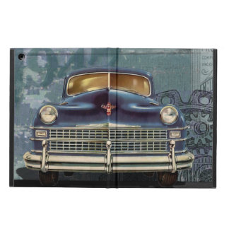 Old Vintage 1947 Chrysler Car, iPad Air Case