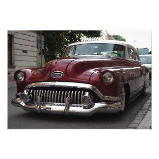 Old vintage car - photo