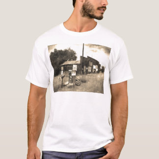 Old Vintage Gas Station T-Shirt