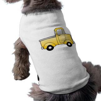 Old Vintage Truck Doggie Tee