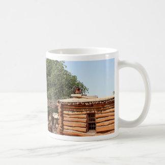 Old wagon, pioneer village, Utah Coffee Mug