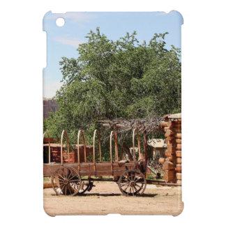 Old wagon, pioneer village, Utah iPad Mini Cases