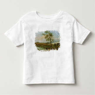 Old Walton's Bridge, 1755 (oil on canvas) Toddler T-shirt