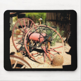 Old Water hose Mouse Pad
