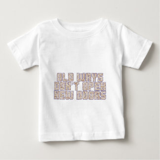 Old ways. baby T-Shirt
