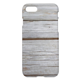 Old Weathered Wood iPhone 7 Case