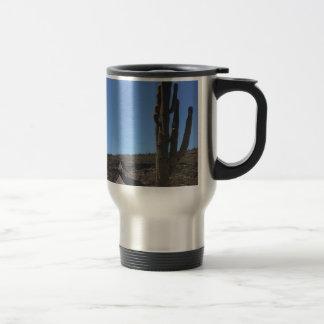 Old West Church Travel Mug