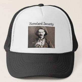 Old West Cowboy Homeland Security Cap