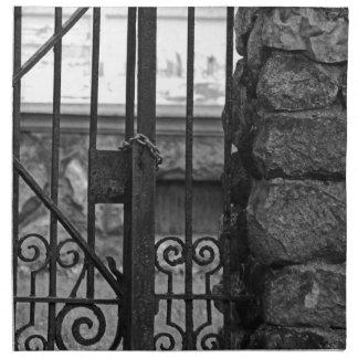 Old West End Edward D Libbey House's Gate Cloth Napkin