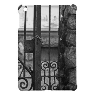 Old West End Edward D Libbey House's Gate iPad Mini Cover