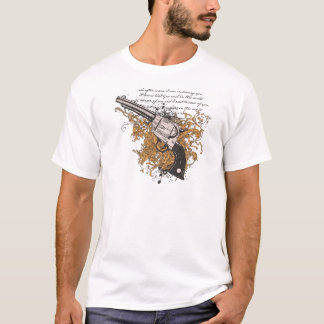 Old West Revolver T-Shirt