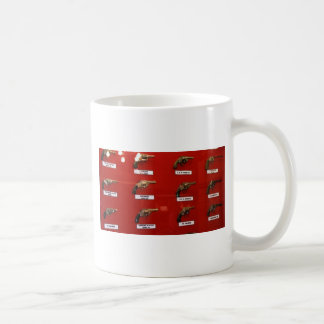 Old West Six-shooters Coffee Mug