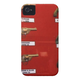 Old West Six-shooters iPhone 4 Cover