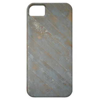 Old Wood Panel Case For The iPhone 5