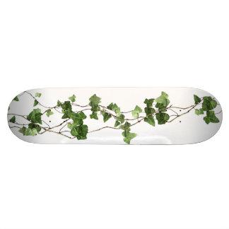 Old Wood Skateboard